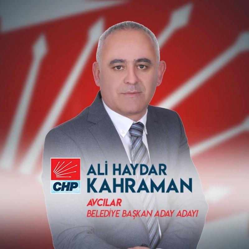 Ali Haydar Kahraman