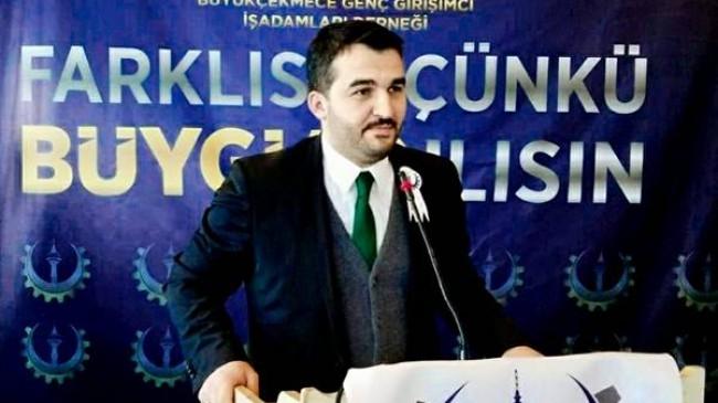Büyükçekmece Genç Girişimci İş Adamları Derneğine Gazeteci M. Mustafa Karayün'ü başkan seçildi