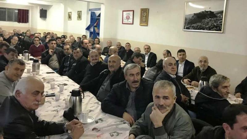 CHP İlçe Başkanı Kastamonu dernekleriyle toplantı yaptı