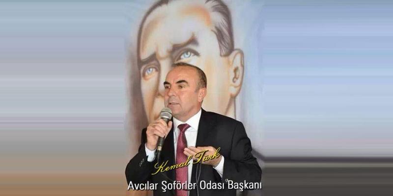 Yeşilkent'de Kemal Türk dedi